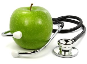 About 2 - Stethoscope Green Apple