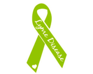 Lyme Disease 1 - Lyme Ribbon